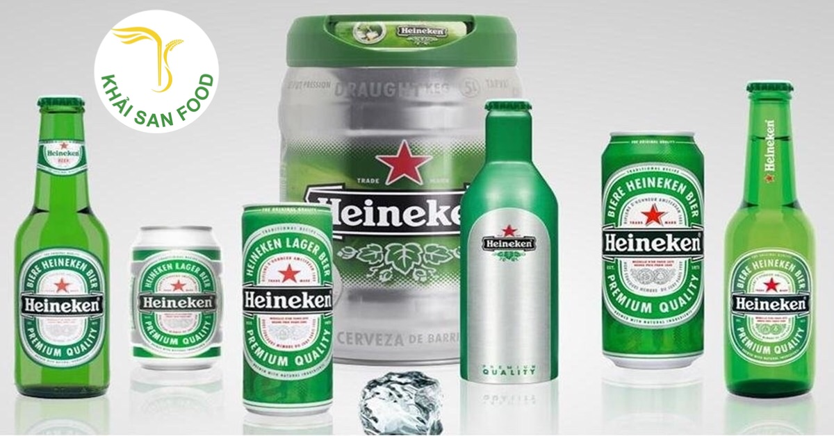 Bạn có biết bia Heineken bao nhiêu độ chưa?