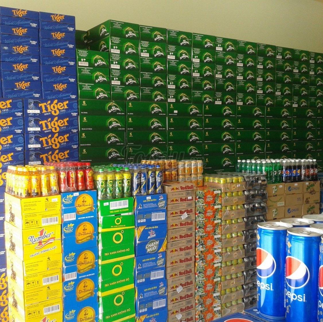 Bia là thức uống thú vị với nhu cầu tiêu dùng ngày càng cao.