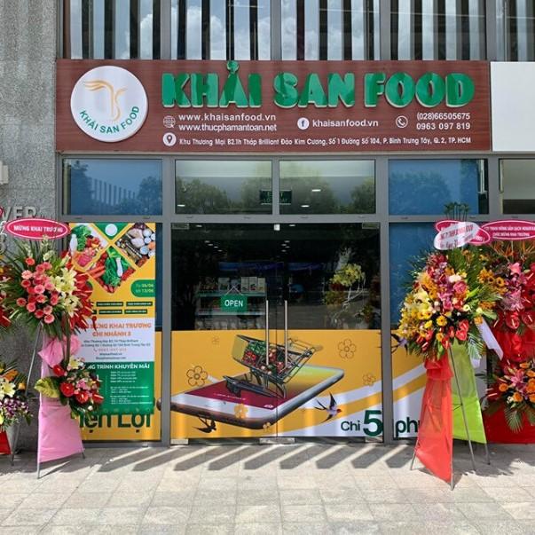 Cửa hàng Khải San Food