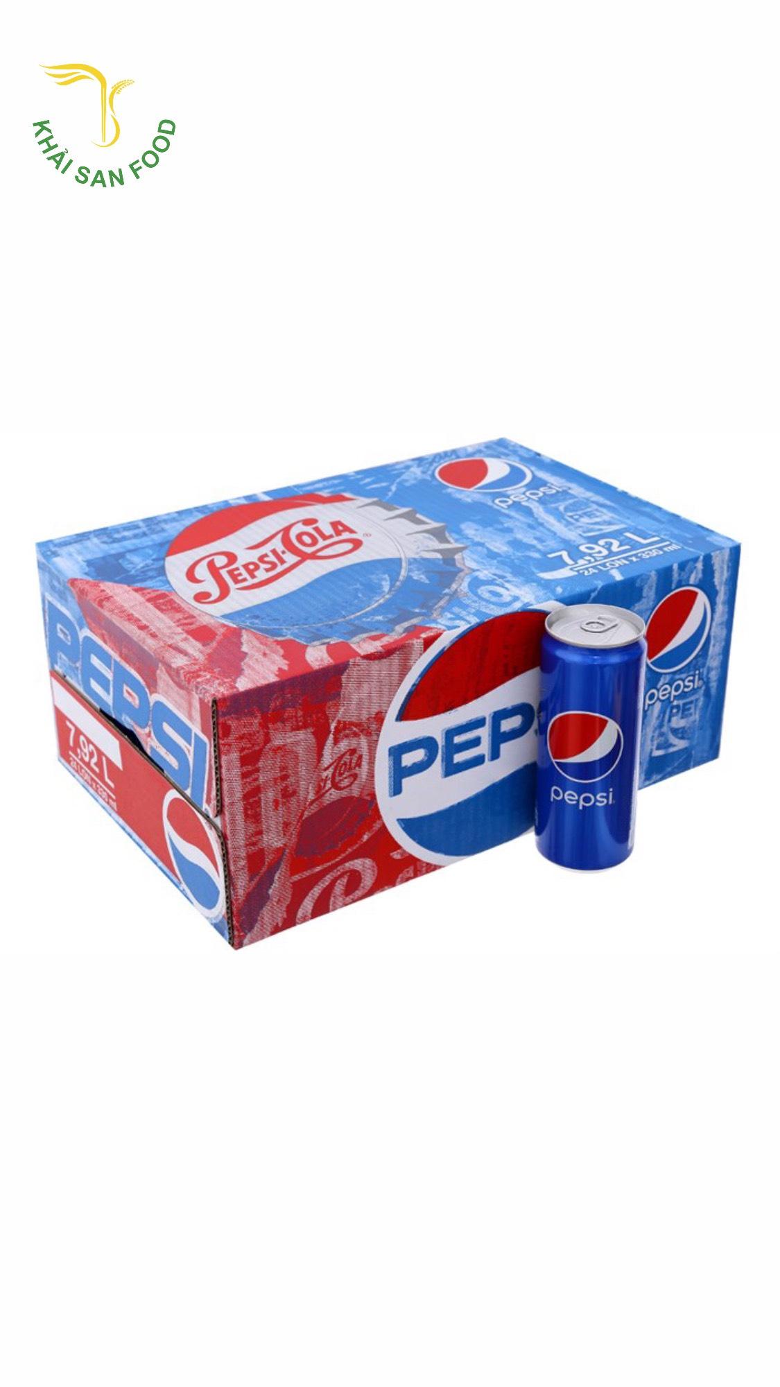 Nước ngọt Pepsi Cola