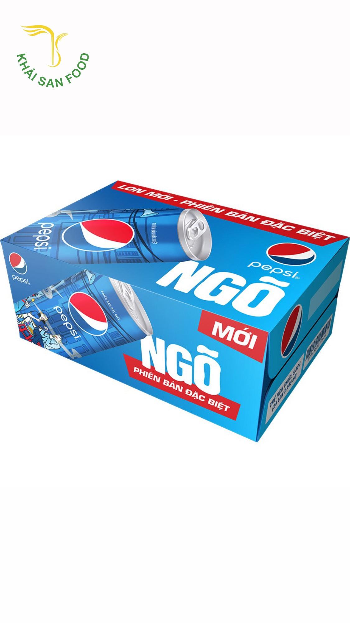 Nước ngọt Pepsi Ngõ