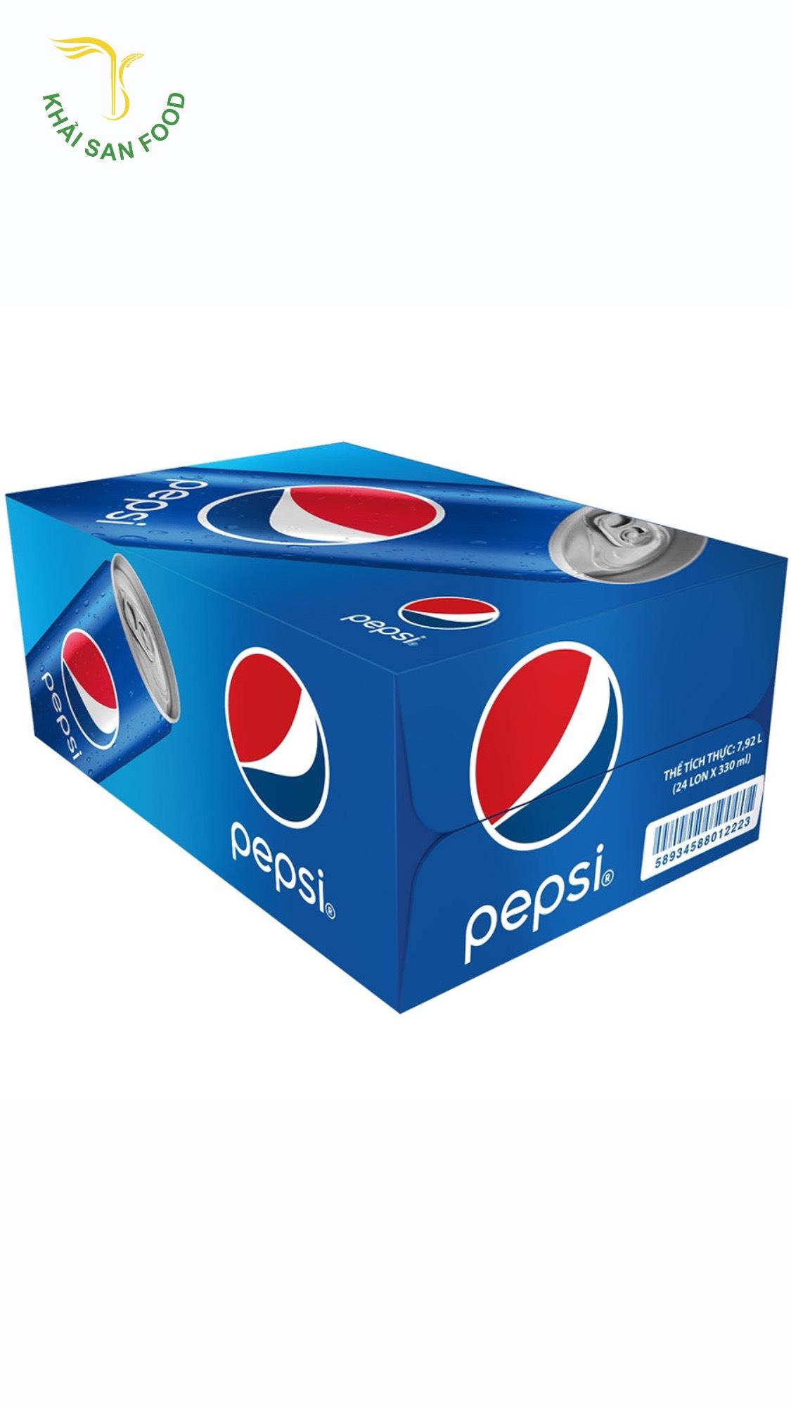 Nước ngọt Pepsi truyền thống