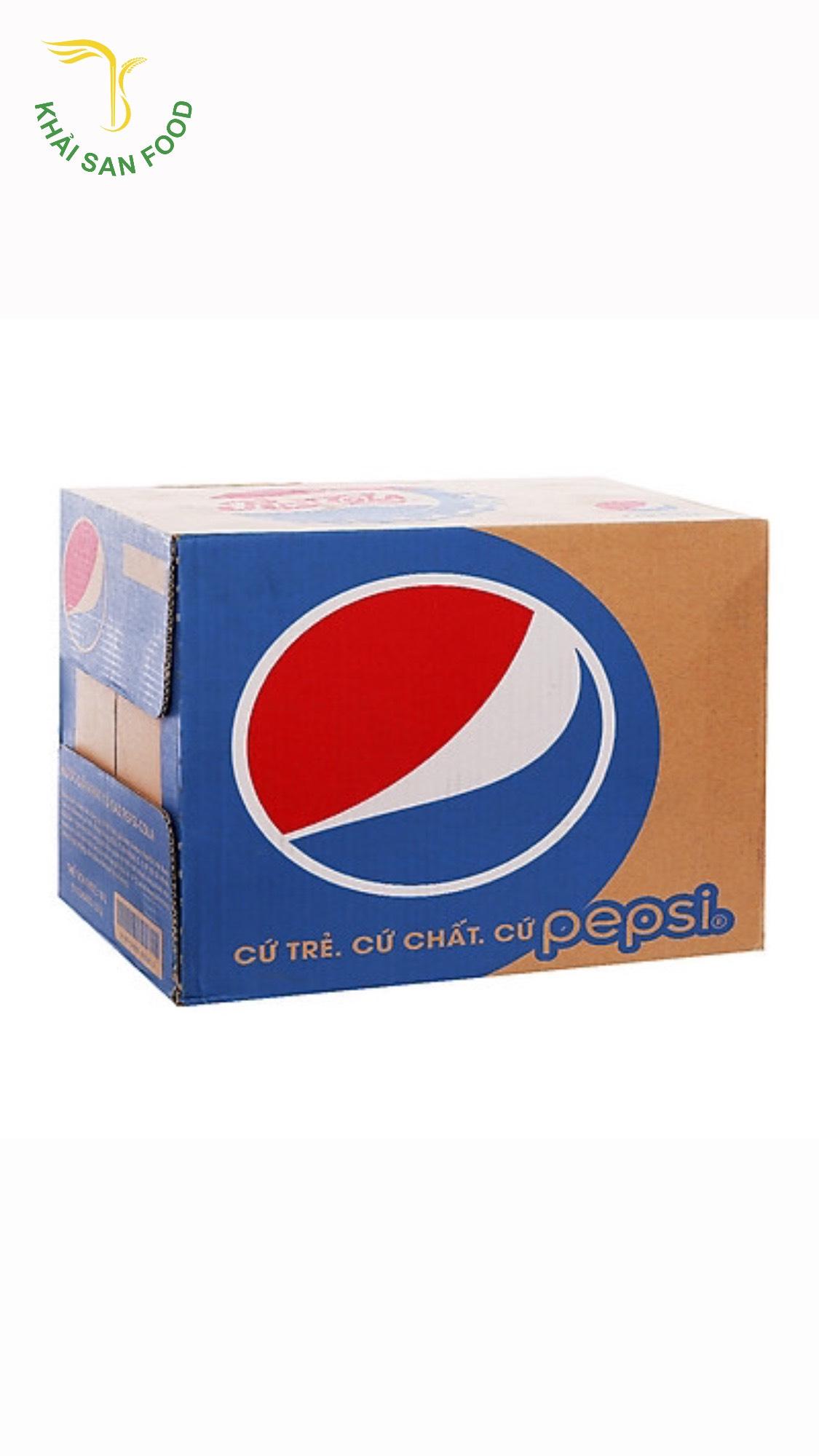Nước ngọt Pepsi Pet.