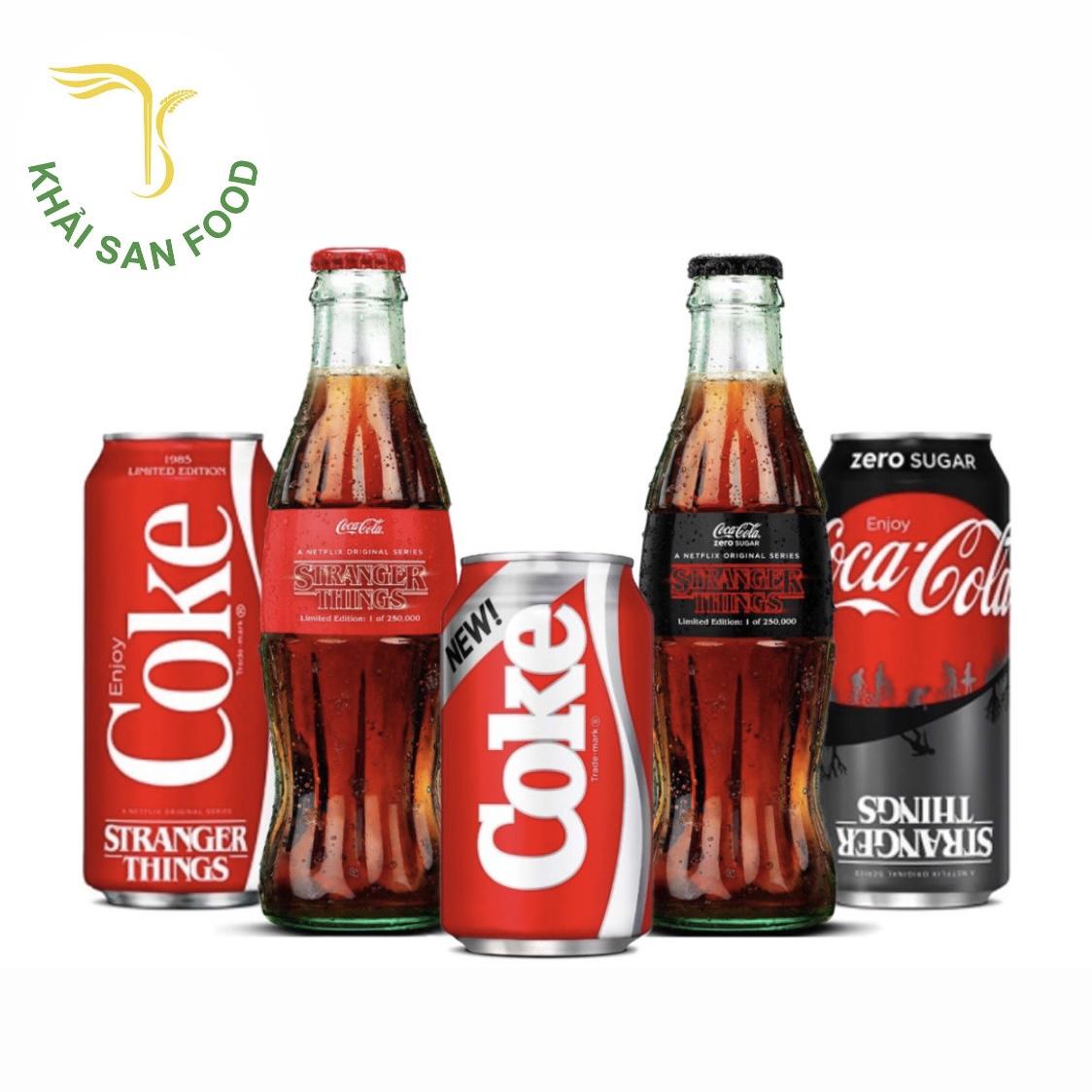 Giá nước ngọt Coca Cola hôm nay bao nhiêu?