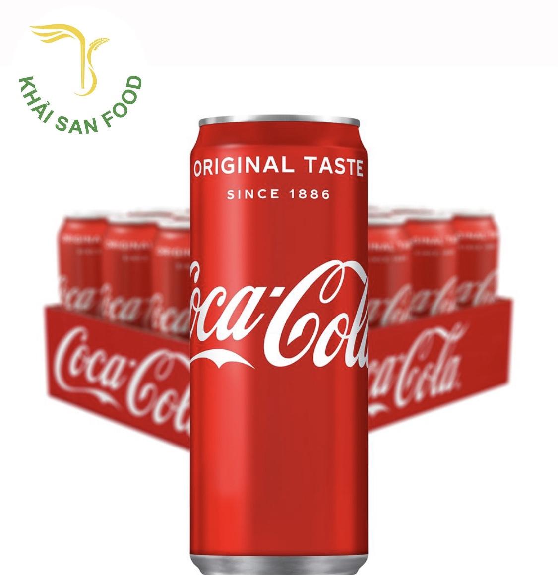 Cập nhật giá bán mới nhất của thùng nước ngọt Coca Cola