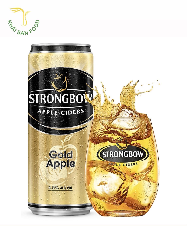 Strongbow táo là hương vị ra đời đầu tiên