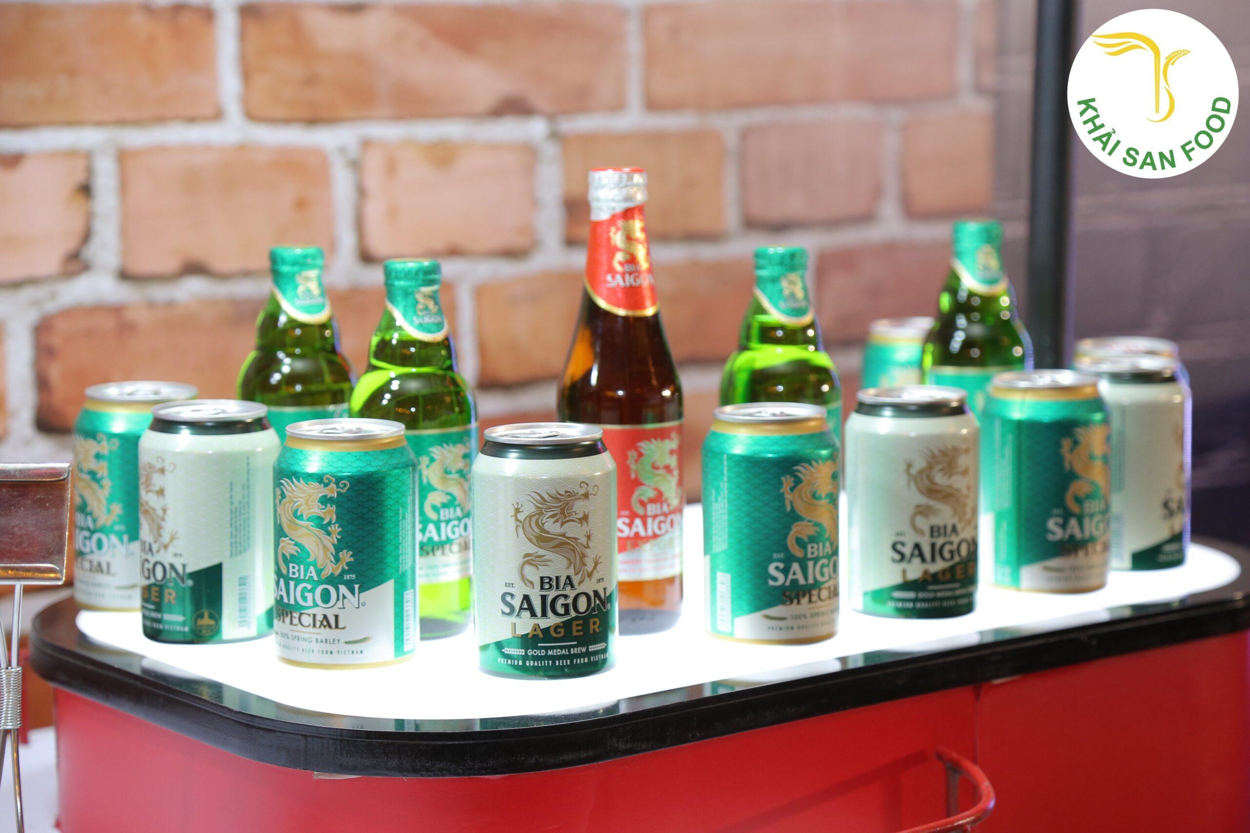 Đại lý bia Sài Gòn