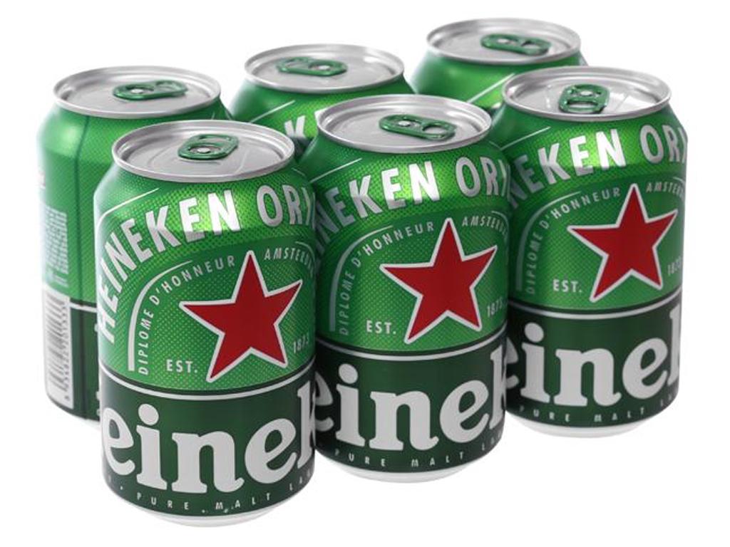 Ngôi sao này có ý nghĩa biểu tượng cho 5 thành phần tạo nên hương vị, chất lượng tuyệt hảo cho dòng bia này.