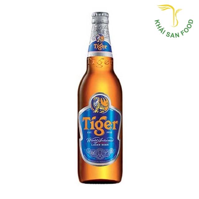 Bia Tiger chai lớn