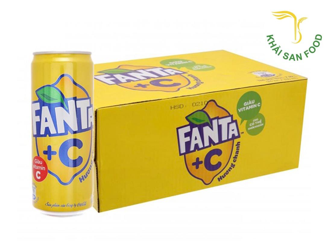 Fanta là nhãn hiệu đồ uống có ga nổi tiếng do thương hiệu Coca Cola phát triển