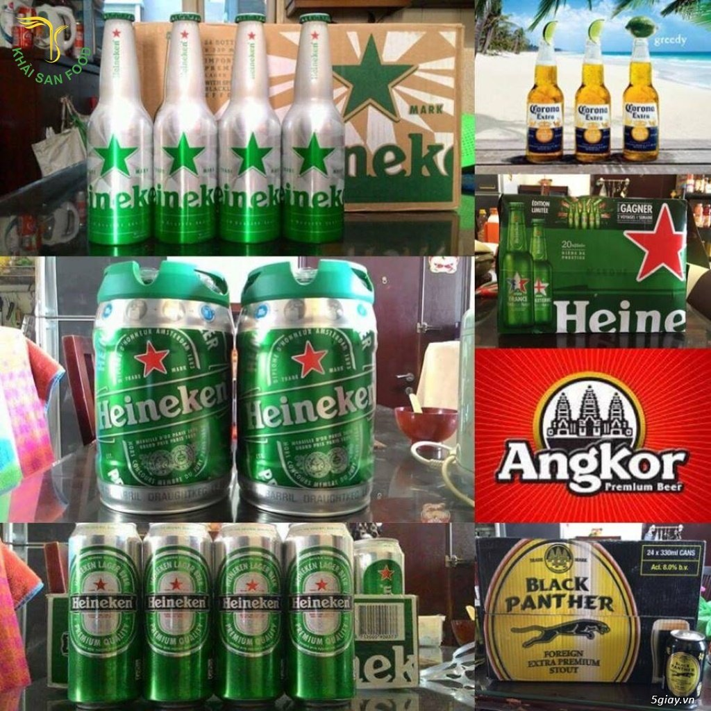 Có thể mở đại lý bia nhập khẩu không?