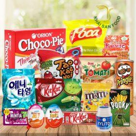 Bánh Kẹo Giá Sỉ TP HCM - Lựa Chọn Đúng Để Luôn Đắt Hàng!