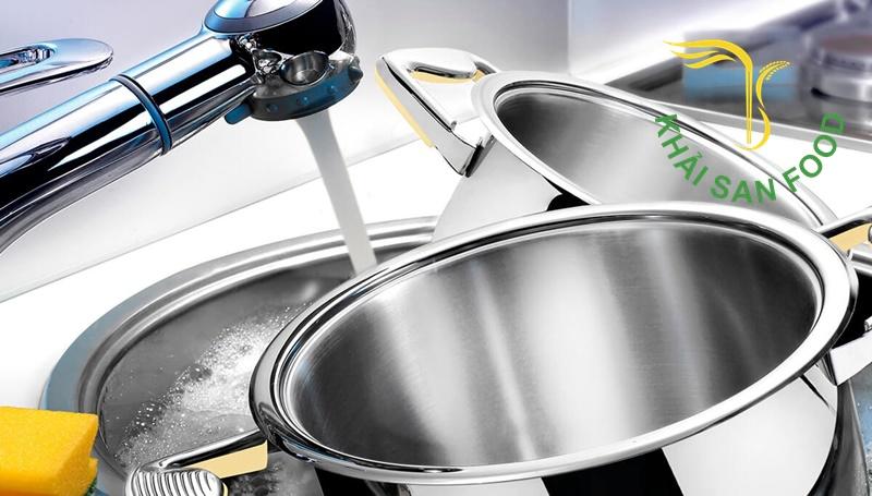 Bảo quản dụng cụ inox nhà bếp đúng cách sẽ tăng tuổi thọ sử dụng của sản phẩm