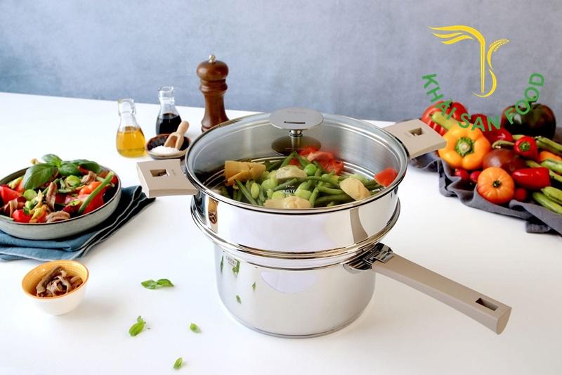 Mua dụng cụ bếp inox 304 là bảo vệ sức khỏe cho bạn và gia đình