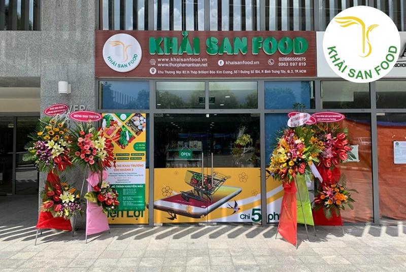 Khải San Food là nhà phân phối bia nước ngọt giá sỉ tại TPHCM