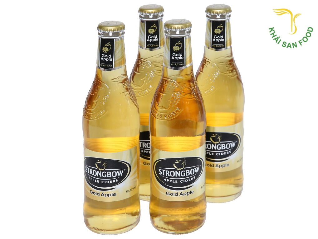 Nồng độ Strongbow