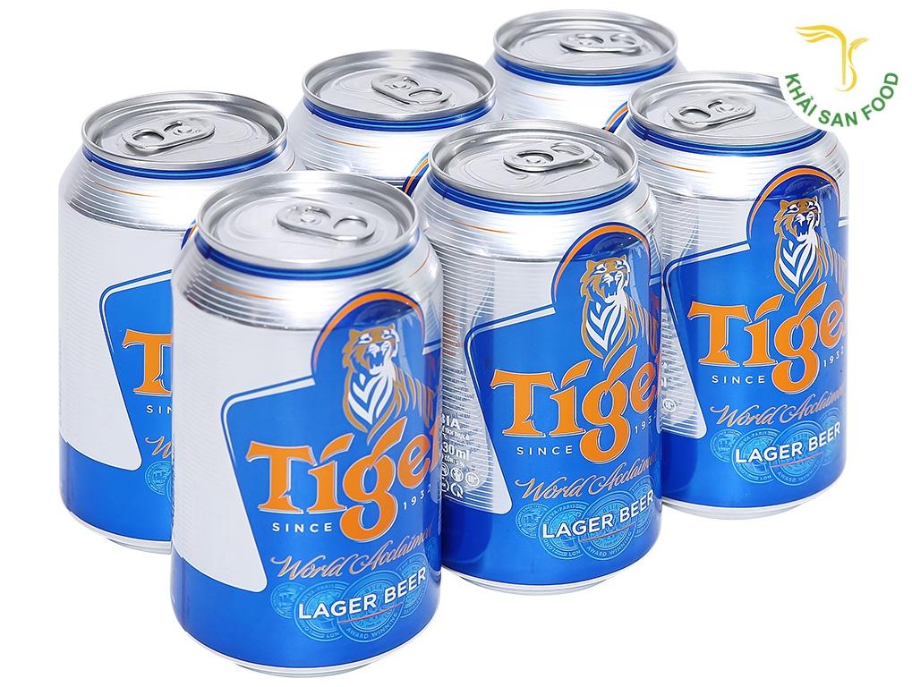 Nồng độ bia Tiger
