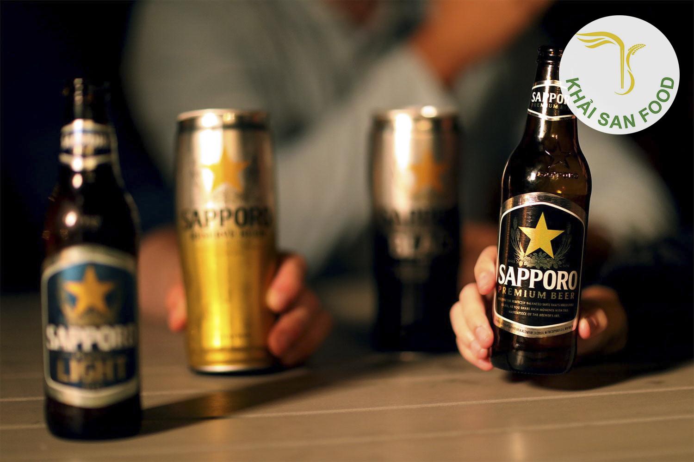 Các loại bia nhập ngoại được yêu thích