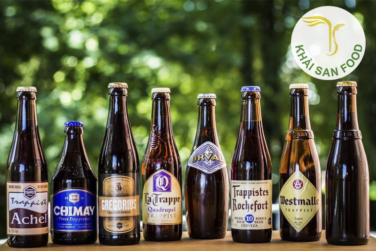 Các loại bia nhập ngoại tại Việt Nam