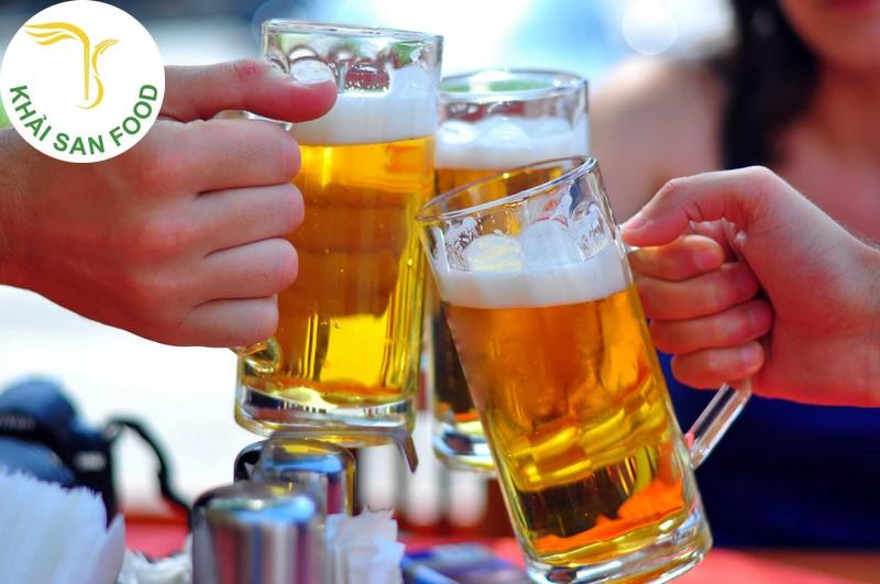 Bia Tiger nâu cũng là một trong những loại bia rất được ưa chuộng