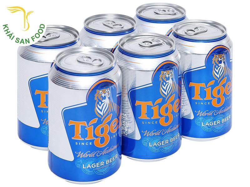 Bia Tiger có nồng độ cồn là bao nhiêu?