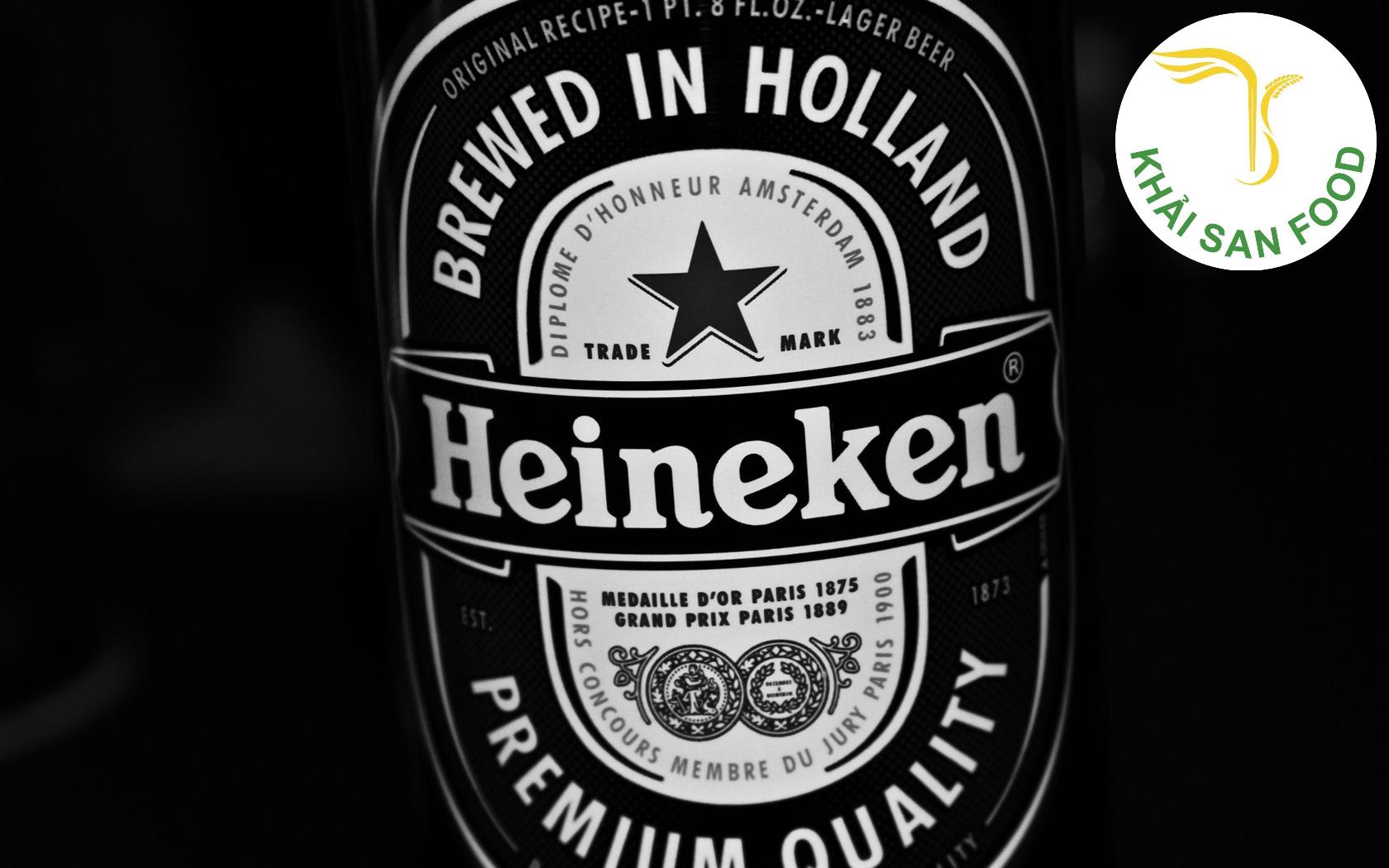Bia Heineken đen là dòng sản phẩm đặc biệt thuộc phân khúc đến từ thị trường Heineken Hà Lan