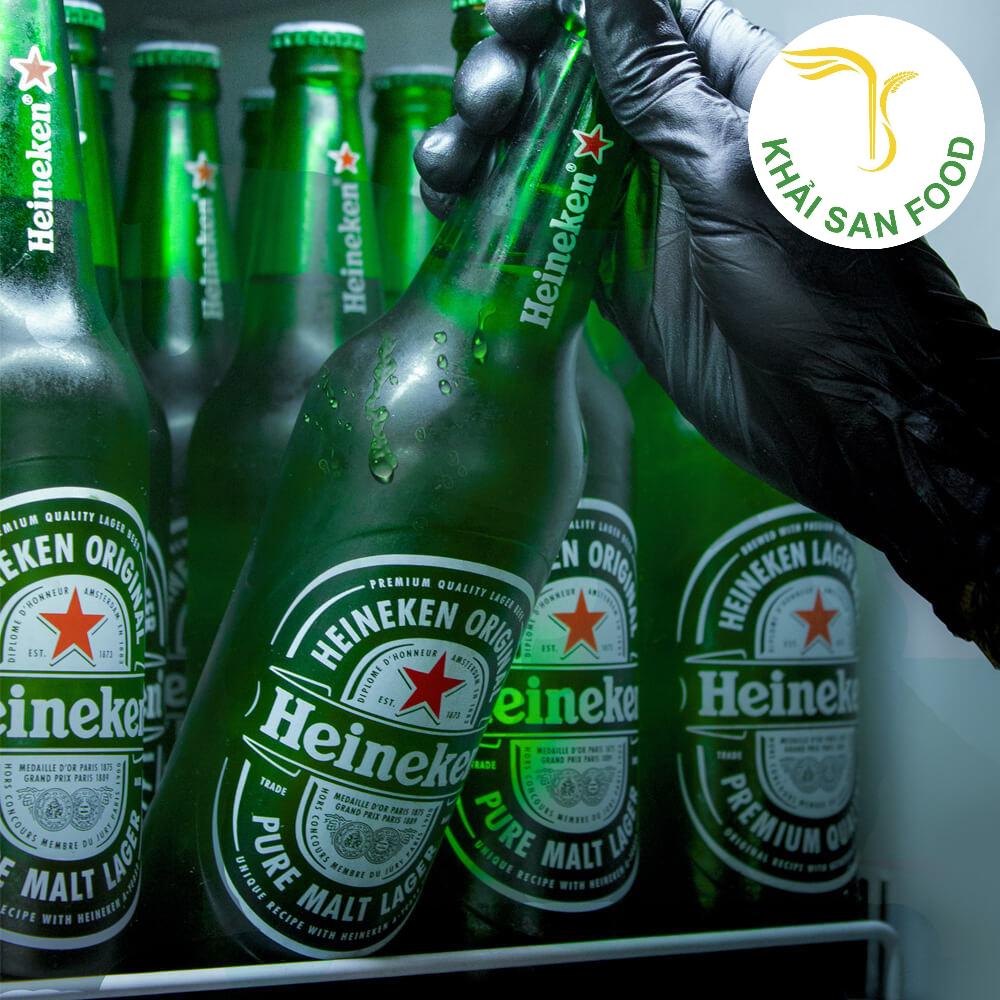 Giá bia Heineken nhập khẩu là bao nhiêu? Liệu mức giá có thật sự chênh lệch lớn?