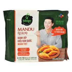 Bánh Xếp Hàn Quốc Nhân Hải Sản - Vỏ Dẻo Thơm Nhân Bánh Mới Lạ