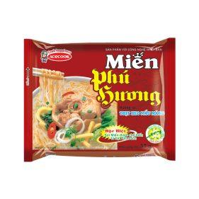 Miến Ăn Liền Phú Hương - Sợi Dai Mềm, Nước Dùng Đậm Vị Vừa Ăn
