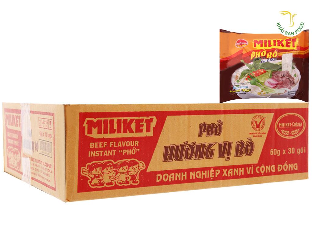 Phở Miliket - Vẫn lưu giữ hương vị đậm đà quen thuộc