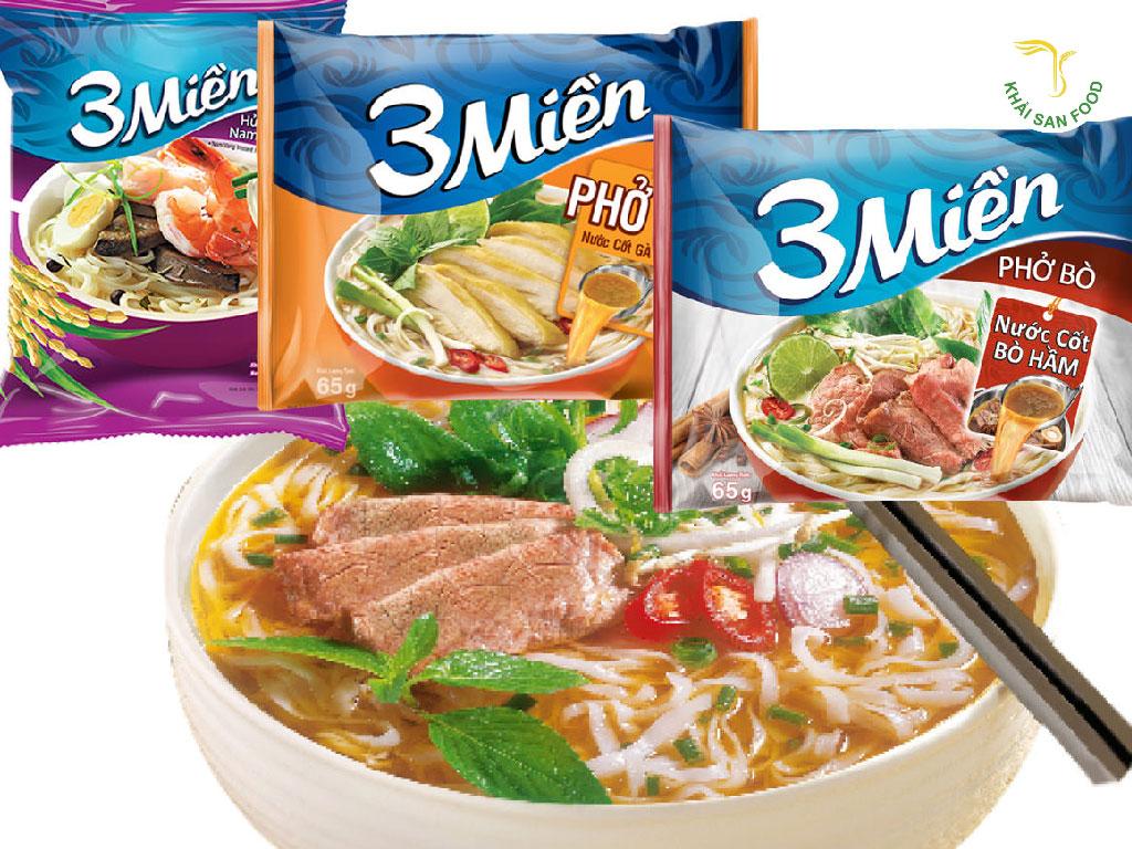 3 Miền một cái tên quen thuộc trong lòng người dùng Việt Nam